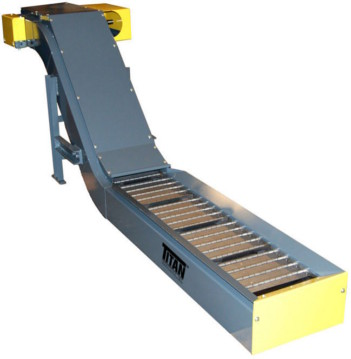 Titan Model 620 Hinged Steel Belt Conveyor