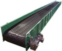 Trough Slider-Bed Belt Conveyors