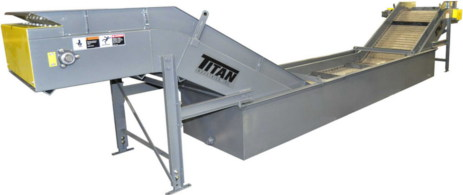 2.5 Pitch Quench Conveyor