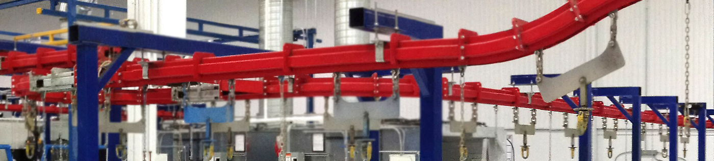 Overhead Power Conveyor Systems