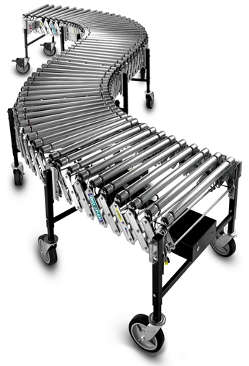 Best Flex Power Roller Conveyor
