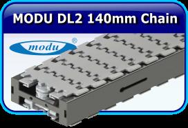 MODU DL2 140mm Thermplastic Chain