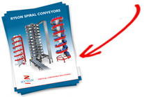 Ryson Spiral Conveyor Integration