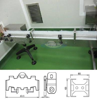 DS2 Plastic Chain Conveyor