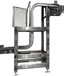Vertical Lift Conveyor Gripper