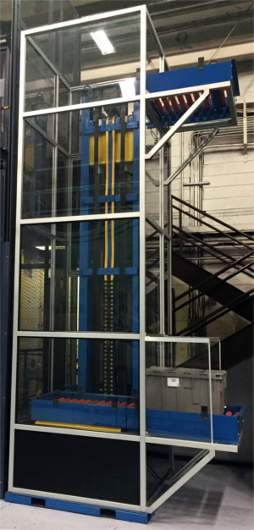 PFlow Series DB Mechanical Vertical Lift